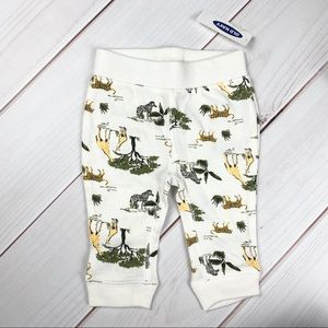 $6 Bundled* Old Navy | Baby Safari Knit Leggings